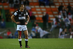 Curwin Bosch of the Sharks during the Currie Cup Premier Division match between the DHL Western Province and the Sharks held at the DHL Newlands Rugby Stadium in Cape Town, South Africa on the 3rd September  2016<br /> <br /> Photo by: Shaun Roy / RealTime Images