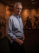 MONTGOMERY, AL -- 5/25/17 -- Even at age 80, Morris Dees still comes into the office daily. The attorney has made a career taking down racist organizations and hate groups over the years, and has created an infrastructure to continue that work well into the future. Dees is pictured inside the Civil Rights Memorial Center, which is dedicated to telling the history of the Civil Rights Movement. The center sees 40,000 visitors a year.<br /> Civil Rights attorney Morris Dees co-founded the Southern Poverty Law Center in 1971. The group has taken on the Ku Klux Klan and fought for against hate for decades, but is now facing criticism that it has labeled some groups without just cause..…by André Chung #_AC17584