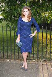 © London News Pictures. 26/06/2013. London, UK. Princess Beatrice of York, at  The Serpentine Gallery summer party, Kensington Gardens London UK, 26 June 2013, Photo credit: Richard Goldschmidt/LNP