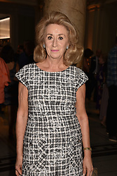 Lady Wolfson of Marylebone at the Balenciaga Shaping Fashion VIP Preview, The V&A Museum, London England. 24 May 2017.<br /> Photo by Dominic O'Neill/SilverHub 0203 174 1069 sales@silverhubmedia.com