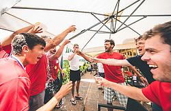 TK Triglav Kranj,  Finale Telemach 1. moske clanske lige med TK Triglav Kranj in TK Terme Ptuj,  on June 27, 2021 in Kranj, Slovenia. Photo by Vid Ponikvar / Sportida