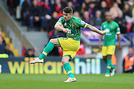 Robbie Brady of Norwich City in action.Barclays Premier League match, Crystal Palace v Norwich city at Selhurst Park in London on Saturday 9th April 2016. pic by John Patrick Fletcher, Andrew Orchard sports photography.