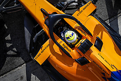 February 21, 2019 - Barcelona Barcelona, Espagne Spain - NORRIS Lando (gbr), McLaren Renault F1 MCL34, action during Formula 1 winter tests from February 18 to 21, 2019 at Barcelona, Spain - Photo  Motorsports: FIA Formula One World Championship 2019, Test in Barcelona, (Credit Image: © Hoch Zwei via ZUMA Wire)