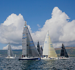Lights winds dominated the Pelle P Kip Regatta  at Kip Marine weekend of 12/13th May 2018<br /> <br /> Images for Editorial use in connection with Pelle P Kip Regatta<br /> <br /> Images: Marc Turner