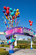 Disneyland Resort Entrance, Anaheim California