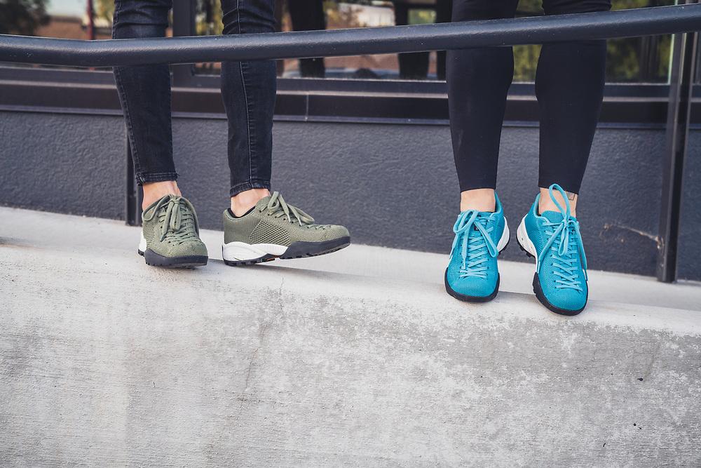 Womens Spirit shoes.