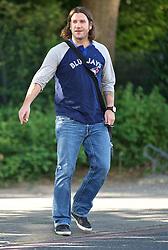 01.07.2015, Weserstadion, Bremen, GER, 1. FBL, SV Werder Bremen, Trainingsauftakt, im Bild Torsten Frings (Co-Trainer SV Werder Bremen) Torsten Frings (Co-Trainer SV Werder Bremen) // during a Trainingssession of German Bundesliga Club SV Werder Bremen at the Weserstadion in Bremen, Germany on 2015/07/01. EXPA Pictures © 2015, PhotoCredit: EXPA/ Andreas Gumz<br /> <br /> *****ATTENTION - OUT of GER*****
