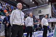 DESCRIZIONE : Beko Legabasket Serie A 2015- 2016 Dinamo Banco di Sardegna Sassari - Betaland Capo d'Orlando<br /> GIOCATORE : Nicola Ranaudo Fabrizio Paglialunga<br /> CATEGORIA : Arbitro Referee Before Pregame<br /> SQUADRA : AIAP<br /> EVENTO : Beko Legabasket Serie A 2015-2016<br /> GARA : Dinamo Banco di Sardegna Sassari - Betaland Capo d'Orlando<br /> DATA : 20/03/2016<br /> SPORT : Pallacanestro <br /> AUTORE : Agenzia Ciamillo-Castoria/L.Canu