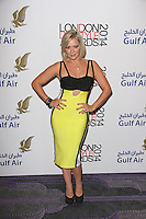 Suzanne Shaw, London Lifestyle Awards 2014, The Troxy, London UK, 08 October 2014, Photo By Brett D. Cove