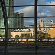 Interior detail of the San Diego Convention Center