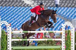 Muff Werner, SUI, Daimler<br /> World Equestrian Games - Tryon 2018<br /> © Hippo Foto - Dirk Caremans<br /> 20/09/2018