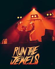 Run The Jewels - Bill Graham Civic Auditorium - 7/22/17