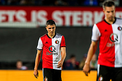 16-08-2018 NED: UEFA Europa Cup League Feyenoord vs. AS Trencin, Rotterdam<br /> Third Qualifying Round, Steven Berghuis #19 of Feyenoord