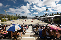 Overview arena<br /> Furusiyya FEI Nations Cup Jumping Final - Barcelona 2016<br /> © Hippo Foto - Libby Law<br /> 24/09/16
