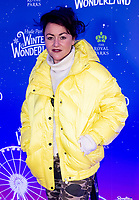 Jaime Winstone at the  Hyde Park Winter Wonderland launch, London, UK - 20 Nov 2019