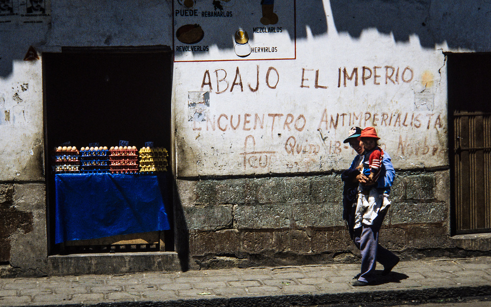 Streetlife and wallpaintings