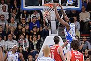 DESCRIZIONE : Beko Legabasket Serie A 2015- 2016 Playoff Quarti di Finale Gara3 Dinamo Banco di Sardegna Sassari - Grissin Bon Reggio Emilia<br /> GIOCATORE : Jarvis Varnado<br /> CATEGORIA : Schiacciata Controcampo<br /> SQUADRA : Dinamo Banco di Sardegna Sassari<br /> EVENTO : Beko Legabasket Serie A 2015-2016 Playoff<br /> GARA : Quarti di Finale Gara3 Dinamo Banco di Sardegna Sassari - Grissin Bon Reggio Emilia<br /> DATA : 11/05/2016<br /> SPORT : Pallacanestro <br /> AUTORE : Agenzia Ciamillo-Castoria/L.Canu