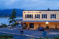Wheeler Hotel in Wheeler, Oregon.