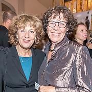 NLD/Amsterdam/20170917 - Gala van het Nederlands Theater 2017, Adriana Kleijweg en ..........