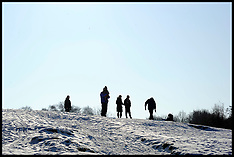 WINTER SNOW IN LONDON