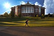 First day of class on Wednesday August 22, 2017 in Lexington, Ky. Photo by Mark Cornelison /UKphoto