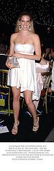 Social figure MISS ALEXANDRA AITKEN at a ball in London on 12th June 2003.<br /> PKK 260