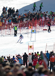 23.10.2011, Rettenbachferner, Soelden, AUT, FIS World Cup Ski Alpin, Herren, Riesenslalom, im Bild Benjamin Raich (AUT) // during Mens ginat Slalom at FIS Worldcup Ski Alpin at the Rettenbachferner in Solden on 23/10/2011. EXPA Pictures © 2011, PhotoCredit: EXPA/ Johann Groder