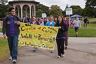 The East Bay Agency for Children organized the 2nd Annual Walk to Remember on May 14, 2011 at Oakland's Lake Merritt to support The Circle fo Care.