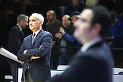 DESCRIZIONE : Cremona Lega A 2015-2016 Vanoli Cremona Pasta Reggia Caserta<br /> GIOCATORE : Cesare Pancotto Coach<br /> SQUADRA : Vanoli Cremona<br /> EVENTO : Campionato Lega A 2015-2016<br /> GARA : Vanoli Cremona Pasta Reggia Caserta<br /> DATA : 18/10/2015<br /> CATEGORIA : Coach<br /> SPORT : Pallacanestro<br /> AUTORE : Agenzia Ciamillo-Castoria/F.Zovadelli<br /> GALLERIA : Lega Basket A 2015-2016<br /> FOTONOTIZIA : Cremona Campionato Italiano Lega A 2015-16  Vanoli Cremona Pasta Reggia Caserta<br /> PREDEFINITA : <br /> F Zovadelli/Ciamillo