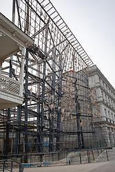 Odd Construction Or Art Instalation