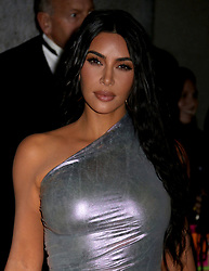 October 24, 2019, New York, New York, USA: KIM KARDASHIAN WEST attends the outside arrivals for the FGI's Night of Stars Gala held at Cipriani Wall Street. (Credit Image: © Nancy Kaszerman/ZUMA Wire)