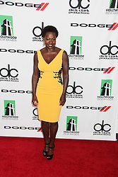 21.10.2013, Beverly Hilton Hotel, Beverly Hills, USA, Annual Hollywood Film Awards Gala, im Bild Viola Davis // Viola Davis during a photoshooting for the 17th Annual Hollywood Film Awards Gala held at the Beverly Hilton Hotel in Beverly Hills, United States on 2013/10/23. EXPA Pictures © 2013, PhotoCredit: EXPA/ Photoshot/ Photoshot/ Izumi Hasegawa<br /> <br /> *****ATTENTION - for AUT, SLO, CRO, SRB, BIH, MAZ only*****