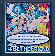 Be The Friend Mural