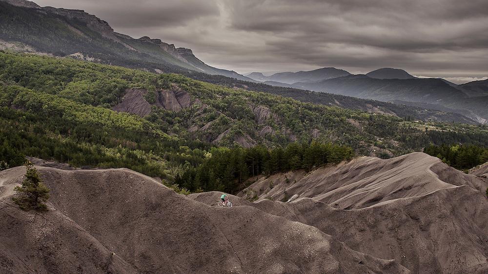 Rider: Cedric Carrez <br /> Location: Dignes (France)