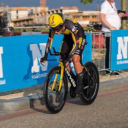 UTRECHT (NED) July 8 CYCLING: <br /> Proloog Baloise Belgium tour<br /> Karlijn Swinkels