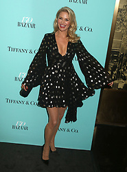 April 19, 2017 - New York, New York, U.S. - Model CHRISTIE BRINKLEY attends the Tiffany & Co. and Harper's Bazaar 150th Anniversary Event held at the Rainbow Room. (Credit Image: © Nancy Kaszerman via ZUMA Wire)