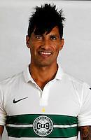 Sergio Daniel Escudero  ( Coritiba Foot Ball Club  )