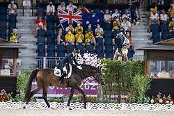 Layne Kelly, AUS, Samhitas, 102<br /> Olympic Games Tokyo 2021<br /> © Hippo Foto - Dirk Caremans<br /> 25/07/2021
