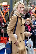 Dionne Stax op Koningsdag in Zwolle