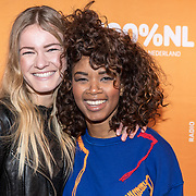 NLD/Amsterdam/20180220 - 100% NL Awards 2018, Shary-An Nivillac