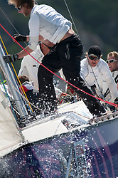 Radich - Stena Match Cup Sweden 2010, Marstrand-Sweden. World Match Racing Tour. photo: Loris von Siebenthal - myimage