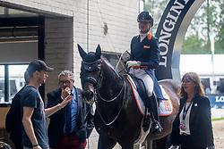 Van Liere Dinja, NED, Hermes<br /> CHIO Rotterdam 2021<br /> © Hippo Foto - Sharon Vandeput<br /> 3/07/21