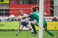 Lewes FC Women vs Tottenham Hotspur Ladies 14-10-2018. 141018