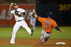 20150807 - Houston Astros at Oakland Athletics