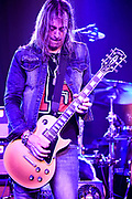 """Tony Higbee, Guitar for the """"KEIFER BAND"""" Performs at The Coach House in San Juan Capistrano during their Rise Tour on August 30th, 2019"""