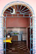House kitchen in Bayamo, Granma, Cuba.