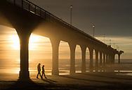 Christchurch icon - New Brighton Pier