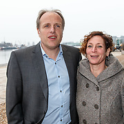 NLD/Amsterdam/20150324 - Schaatsgala 2014, Jac Orie en partner Ineke