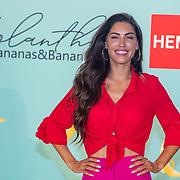 NLD/Amststelveen/20190619 Modeshow kledinglijn Yolathe Cabau van kasbergen genaamd  Bananas&Bananas,