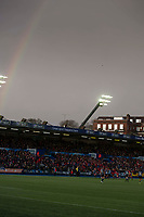 Rugby Union - 2017 / 2018 Guinness Pro14 - Cardiff Blues vs. Scarlets<br /> <br /> , at Cardiff Arms Park.<br /> <br /> COLORSPORT/WINSTON BYNORTH